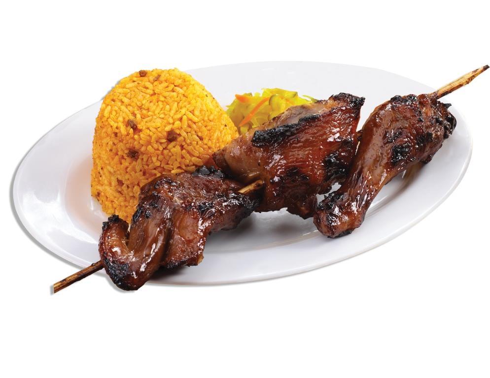 New Chicken BBQ