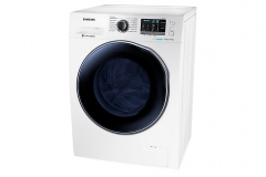 7.5 kg. Samsung Digital Inverter Washer and Dryer Combo (WD75J5410AW)