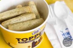 TOPPERS Spring Rolls