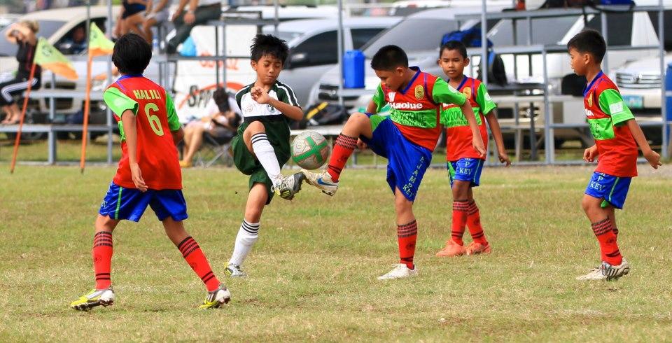 aboitiz football cup 2012 - a
