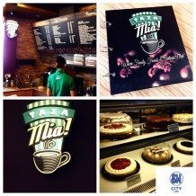 Taza Mia Opens its 5th Branch at the SM City Lipa!