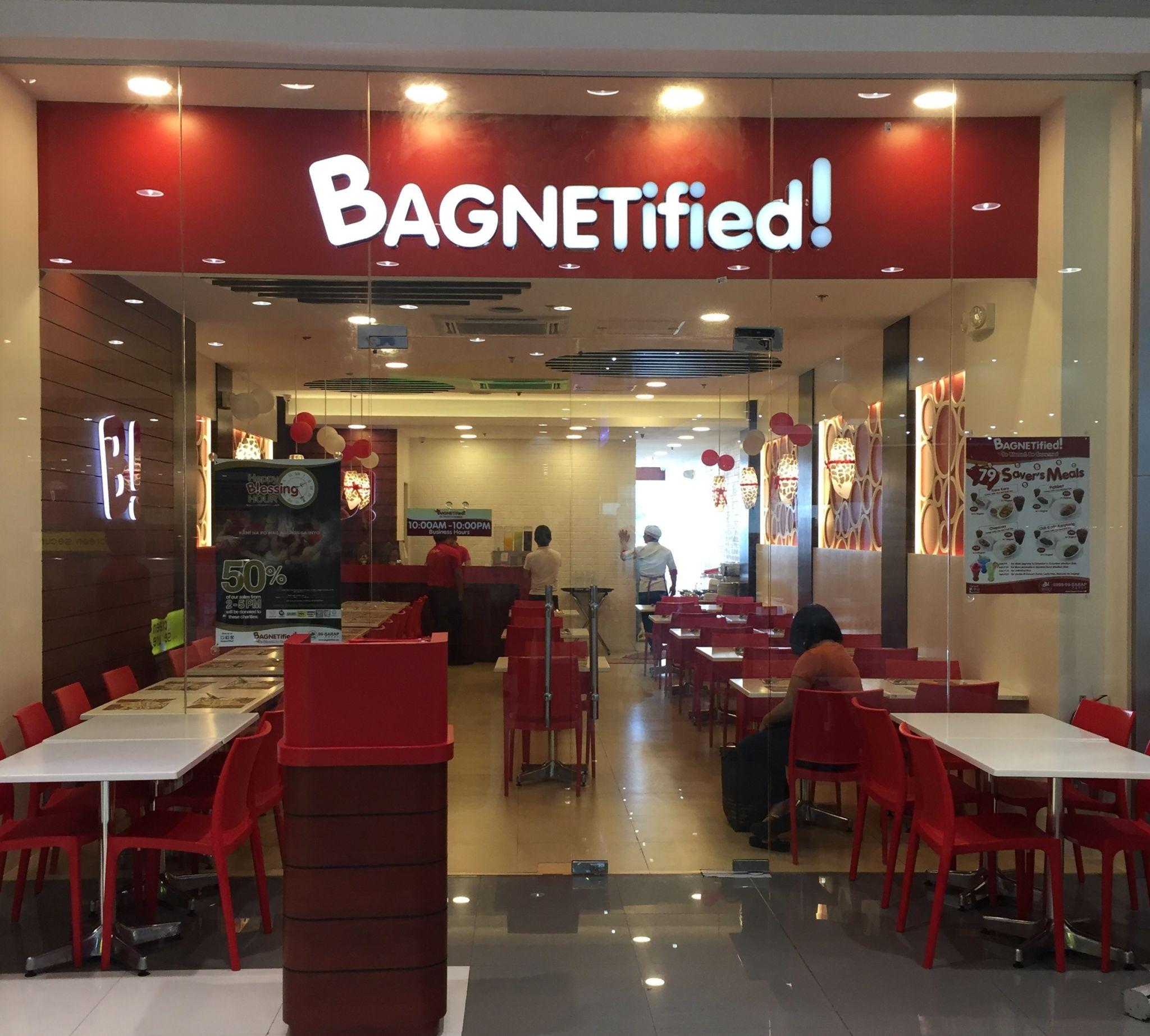 Bagnetified and Kuya J Open at SM City Lipa