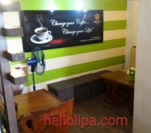 lipa city coffee shops
