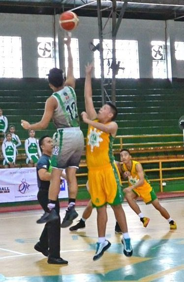De la Salle Chevrons Triumphs over Mary Hill College in SM-NBTC League to Represent South Luzon 3 in the Nationals