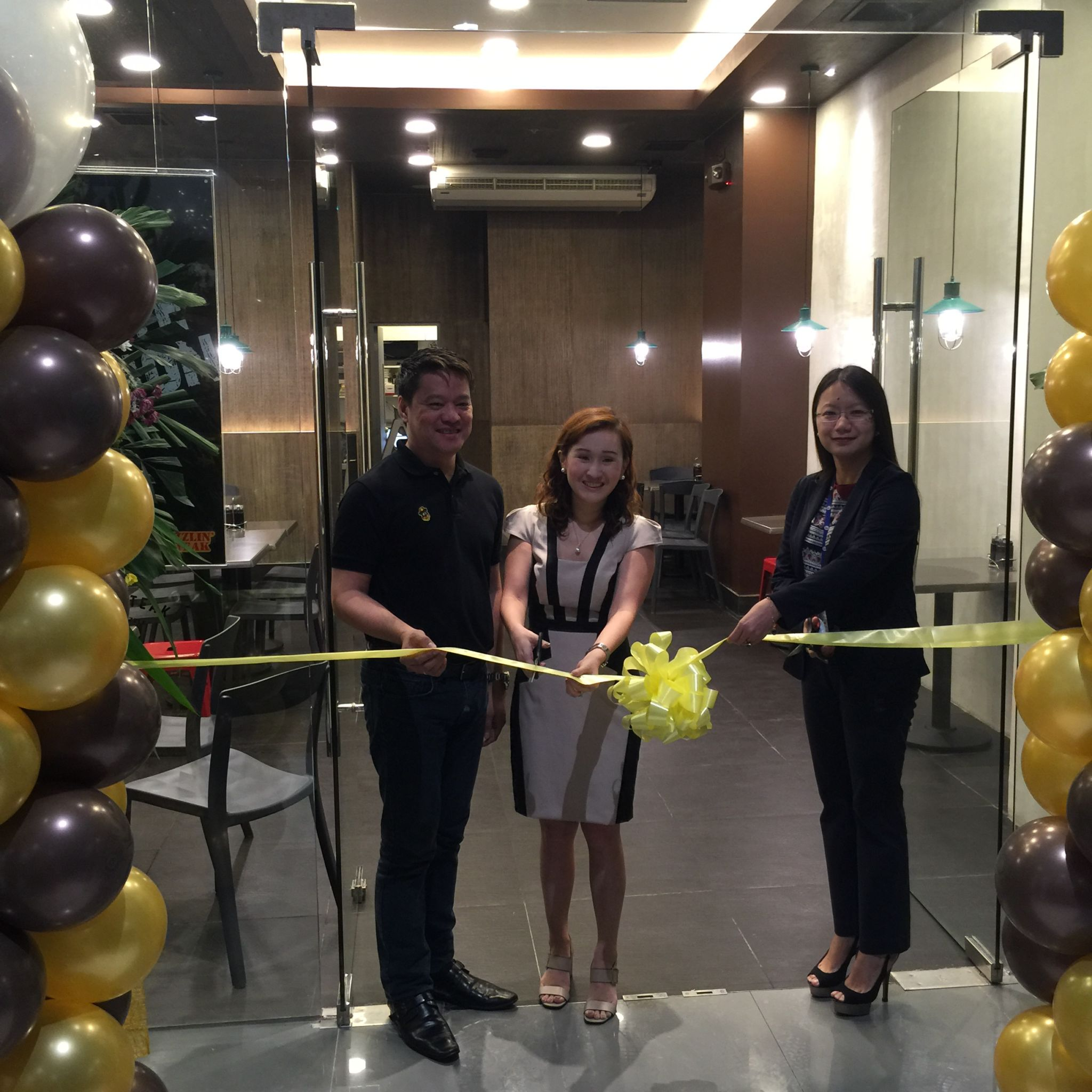 Sizzlin' Steak Opens 12th Store in Lipa City