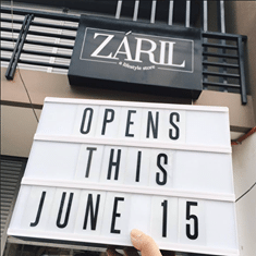 Shopaholics Unite! Zaril Lifestyle Store to Open in Lipa City!