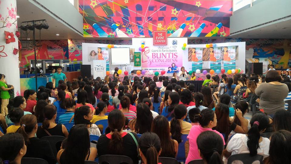 Buntis Congress Held at SM City Lipa