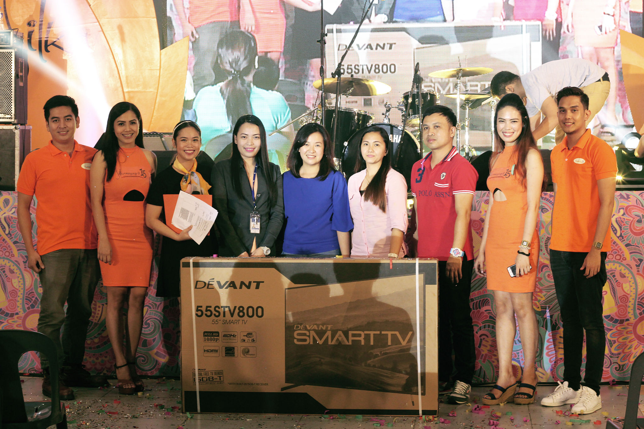 Silka Celebrates 15 Years of Beauty at SM City Lipa