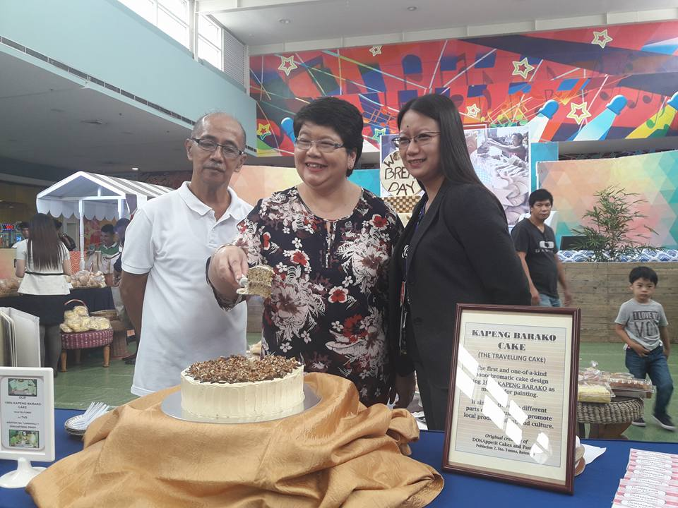 Local Bakeries Recognized by SM on World Bread Day