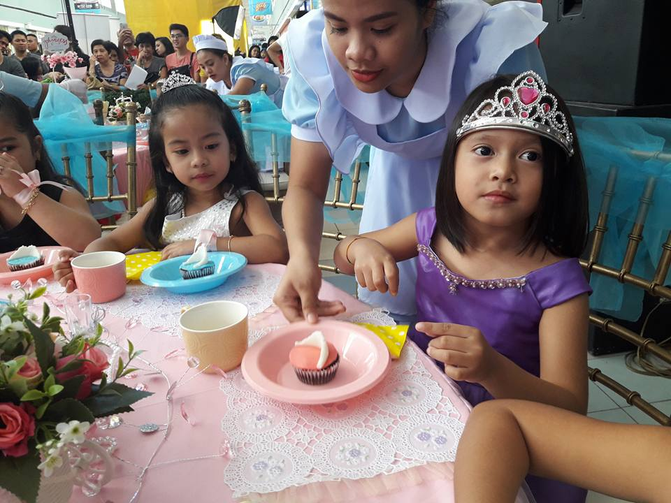 Table Manners and Social Grace at SM's Princess Academy