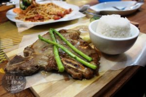 Batangas Pizza and Steak House
