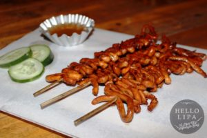 Grilled Isaw