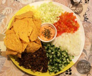 Kadjo's Nacho Platter