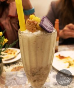 Halo Halo While Walking