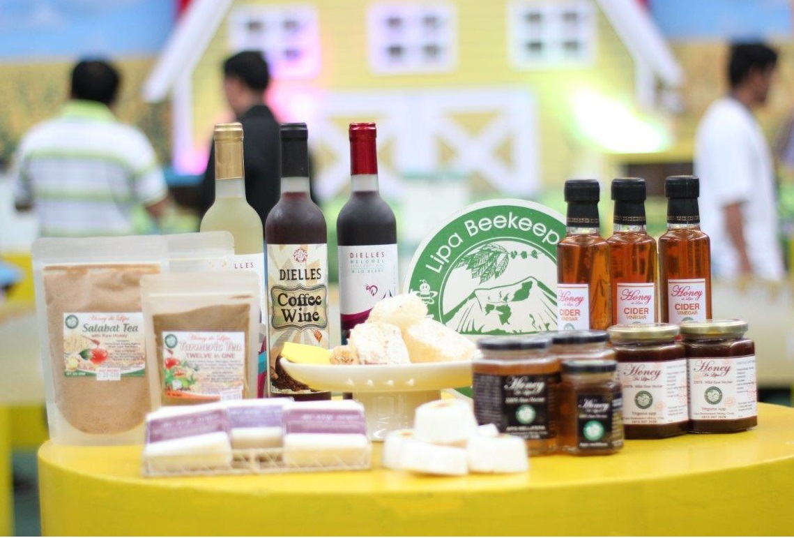 1st Honey Fair at SM Lipa, Success!