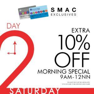 sm advantage card sale