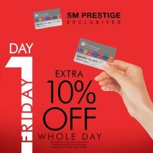 sm prestige sale
