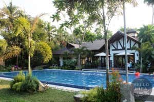 Rose Villas Resort Swimming Pool