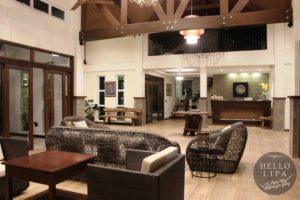 Rose Villas Resort Lobby