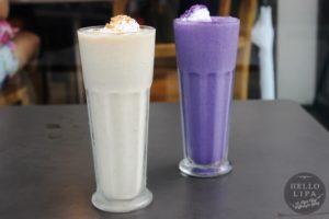 Pancake House Milkshakes