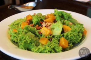 Shrimp-Mango Salad