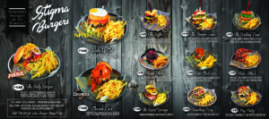 Burger Mania Lipa Menu