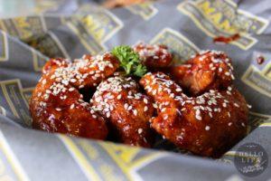 Samjang Chicken