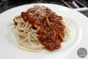 Sweet Style Spaghetti
