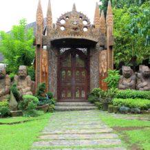 Cintai Corito's Garden: A Balinese-inspired Sanctuary for Your Weekend Escape