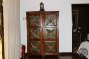 Balinese Cabinet