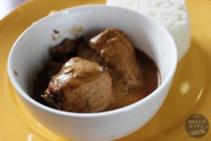 Cream Cheese Adobo