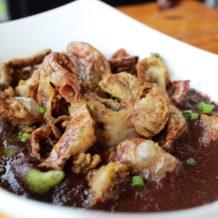 Get a Taste of Northern Home Cooking at Fariñas Ilocos Empanada Lipa Branch