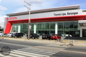 Toyota Lipa Batangas