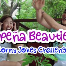 Lipeña Beauties Take on the Corny Filipino Jokes Challenge