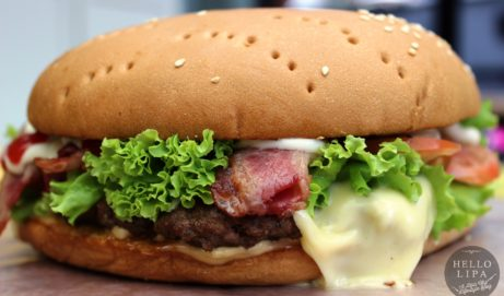 Collosso Lipa: The House of Giant Burgers is Back!