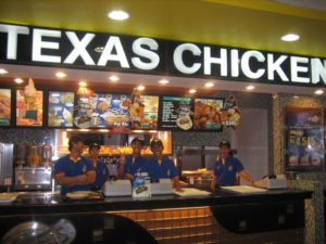 Texas Chicken Philippines