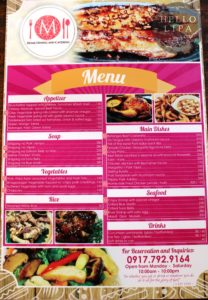 M Home Dining and Catering
