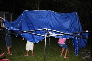 American Matic Tent