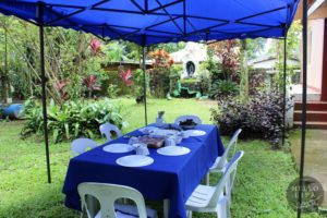 American Matic Retractable Tent