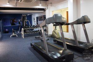 Lima Park Hotel gym
