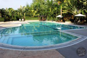 Lima Park Hotel pool