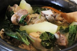Native Chicken Tinola