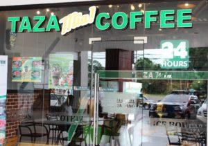 Taza Mia Coffee