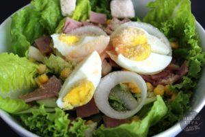 Taza Mia Salad