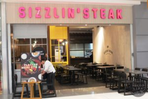 Sizzlin' Steak Lipa