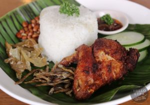 Chicken Maryland with Sambal Sauce