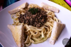 Tuna Pesto