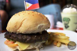 Taza Mia Burger