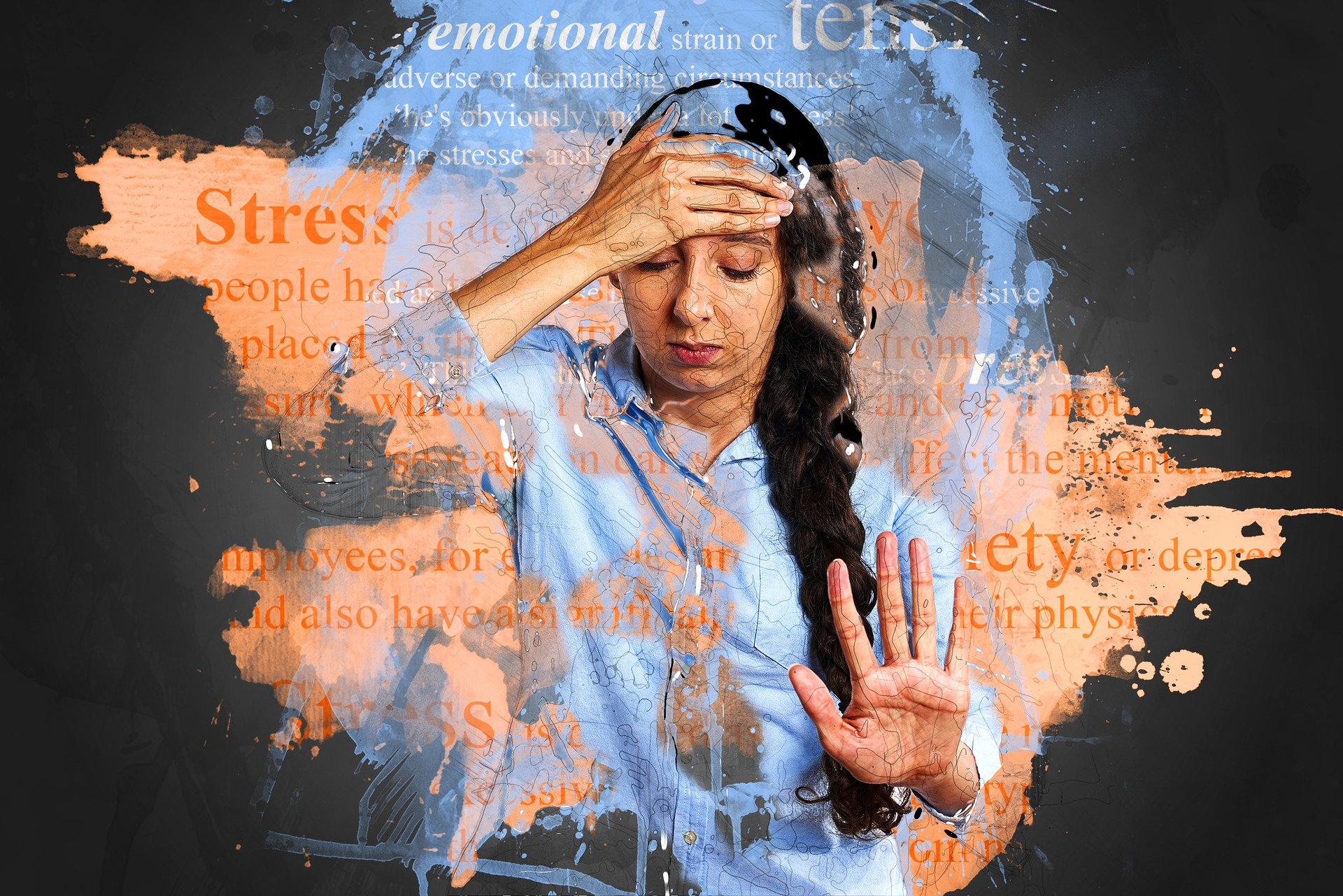 Stressed with your Job? It's Unhealthy for You!