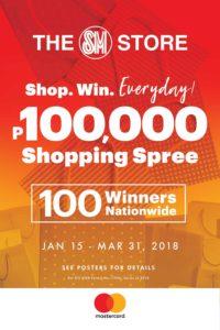 Shop Win Promo
